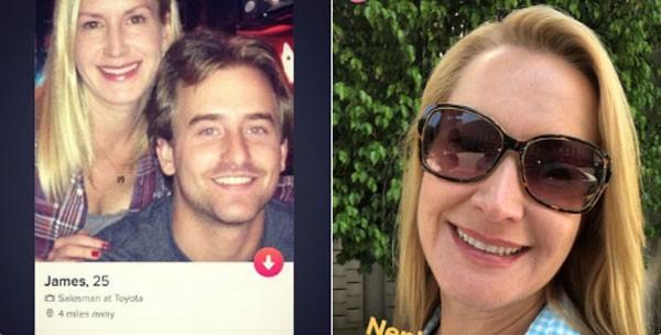 Atriz da série 'The Office' descobre que sobrinho usava foto com ela em perfil no Tinder (Foto: Reprodução/Instagram)