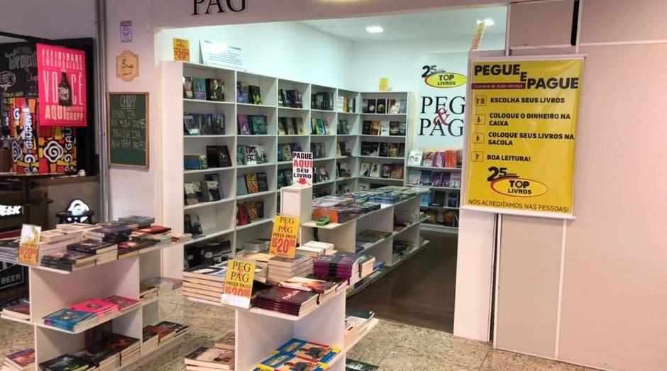 Atualmente, a TopLivros tem 15 milhões de livros em estoque (Foto: Divulgação)