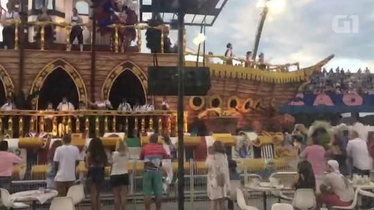 Barco da Nenê de Vila Matilde faz 'pit stop' em vídeo timelapse; veja