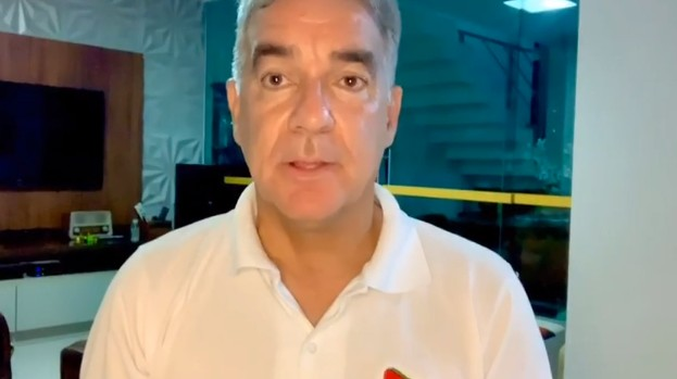 'A vitória não chegou', lamentou Zé Neto após derrota para Colbert Martins em Feira de Santana