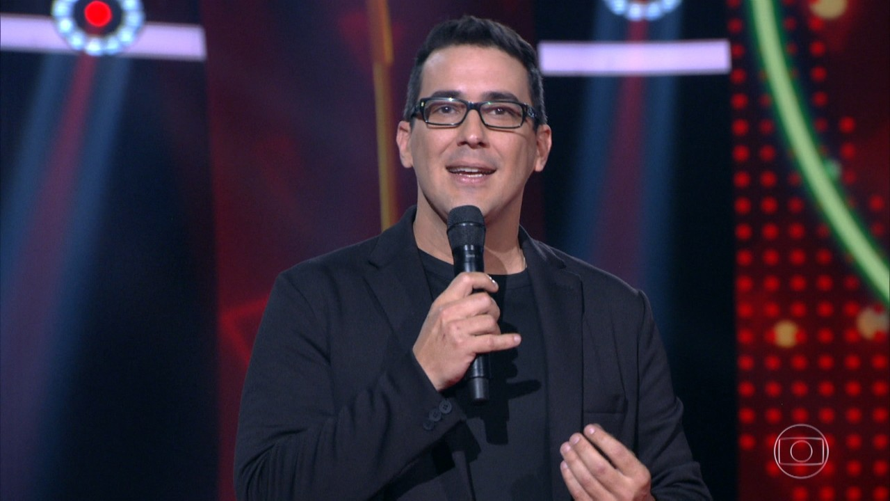 André Marques explica a final do The Voice Kids