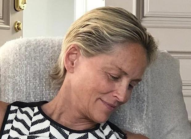 Sharon Stone (Foto: Reprodução/Instagram)