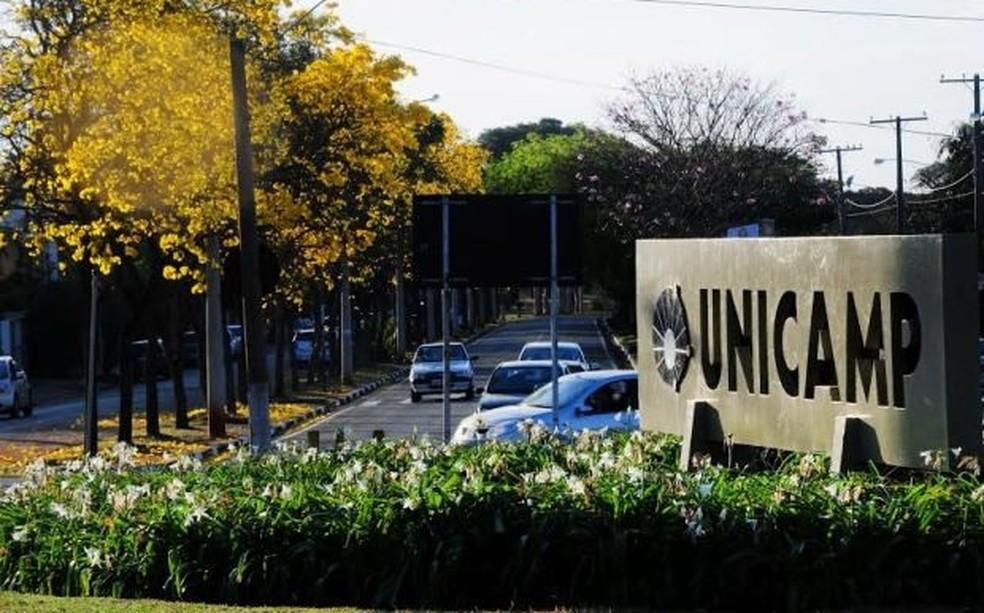 Unicamp e MPT projetam aplicativo para reduzir contágio da Covid-19 em instituições de ensino — Foto: Antonio Scarpinetti/Unicamp