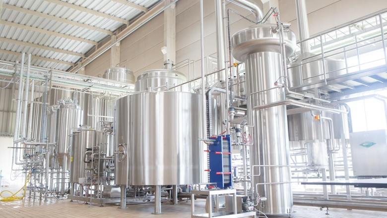 cervejaria-artesanal-berggren-fabrica-tanques (Foto: Divulgação)