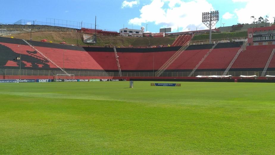 Globoesporte Com Transmite Ao Vivo E De Graca Vitoria X Coritiba Neste Sabado Brasileirao Serie B Ge