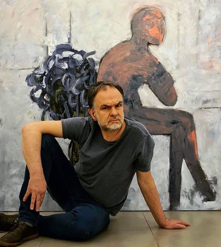 Morre aos 60 anos o artista plástico gaúcho Gelson Radaelli