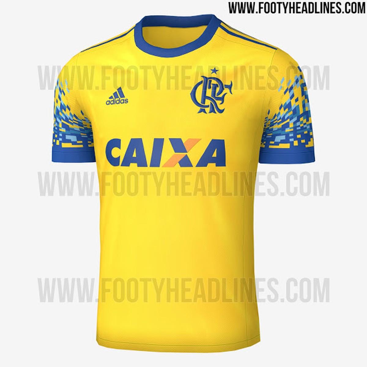 Após uniforme amarelo b23c4ba108e83