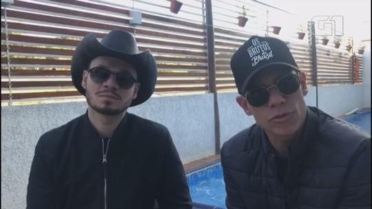 Carreiro & Capataz convidam para show na Festa do Peão de Barretos 2019