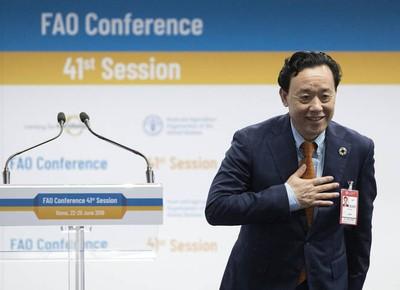 fao-eleicao-diretor-chines (Foto: FAO)