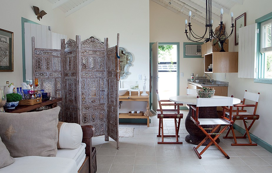 Biombo Casa e Jardim Galeria de fotos