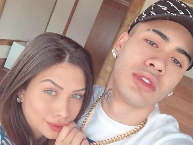Kevinho e Flávia Pavanelli terminam namoro (Foto: Reprodução/Instagram)