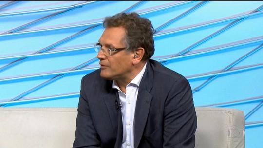 Suíça investiga ex-secretário da Fifa e o presidente do Paris Saint-Germain