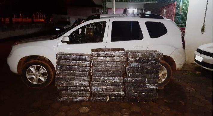 Operação da polícia prende cinco pessoas suspeitas de tráfico de drogas no Oeste de SC