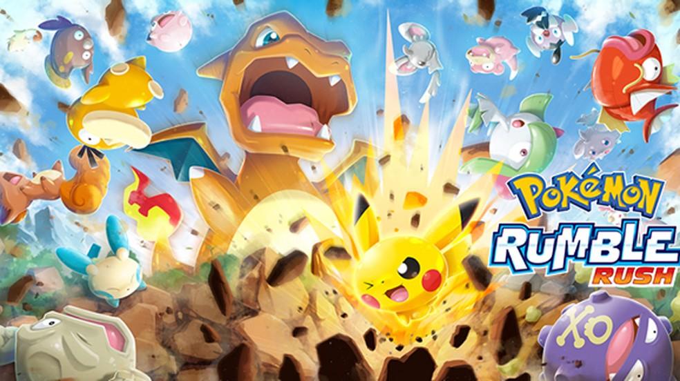 Pokémon Rumble Rush e Mario Kart foram destaques mobile da