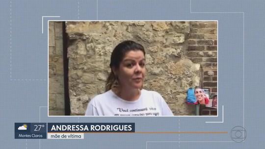 Brumadinho: mãe que perdeu filho em tragédia participa de manifestação em Londres