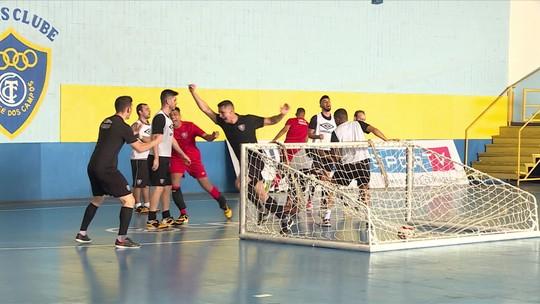 Campo Mourão é a maior surpresa da Liga Nacional de Futsal