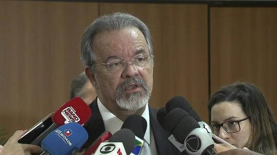 Ministro da segurança diz que existe complô para atrapalhar investigação sobre Marielle