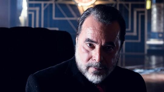 Tony Ramos mostra passo a passo da caracterização de Abel: 'Segunda alma'