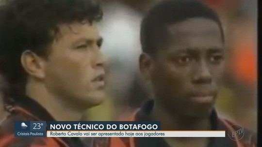 Botafogo-SP confirma acerto com o técnico Roberto Cavalo
