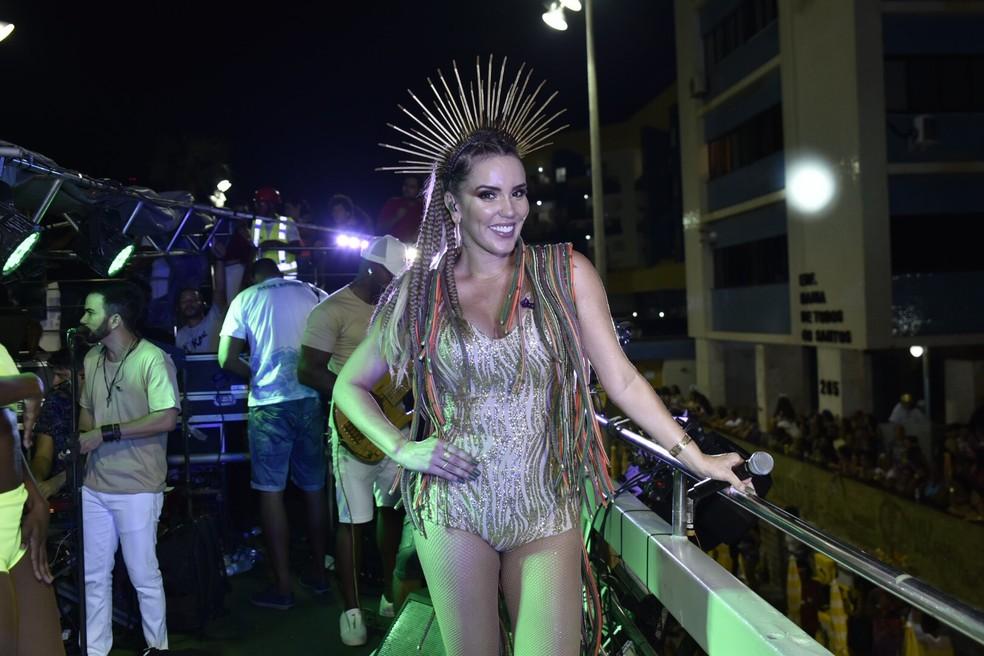 Cantora Katê — Foto: Elias Dantas/Ag. Haack