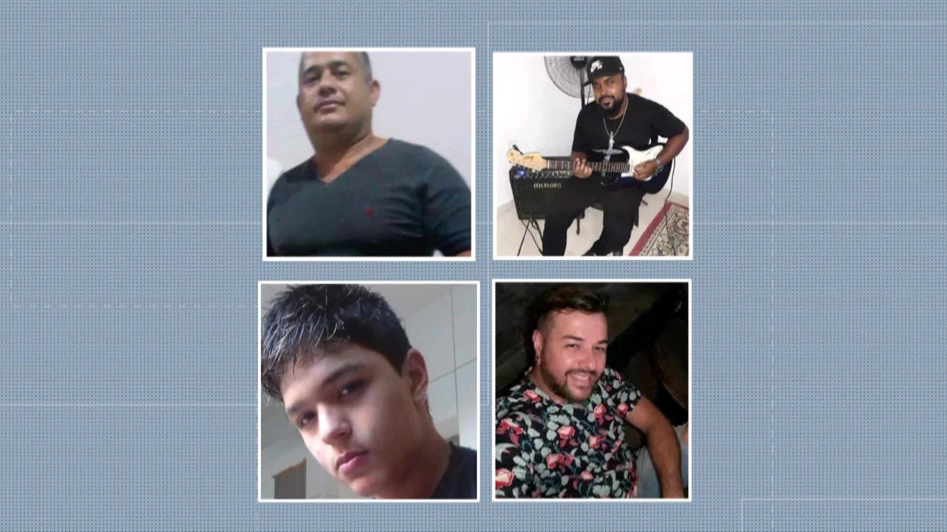 Grupo de 4 amigos sai para pescar e some; 2 são achados mortos - Noticias