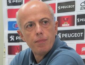 Vice de futebol promete Fla forte: 'Não vamos ficar devendo a ninguém'