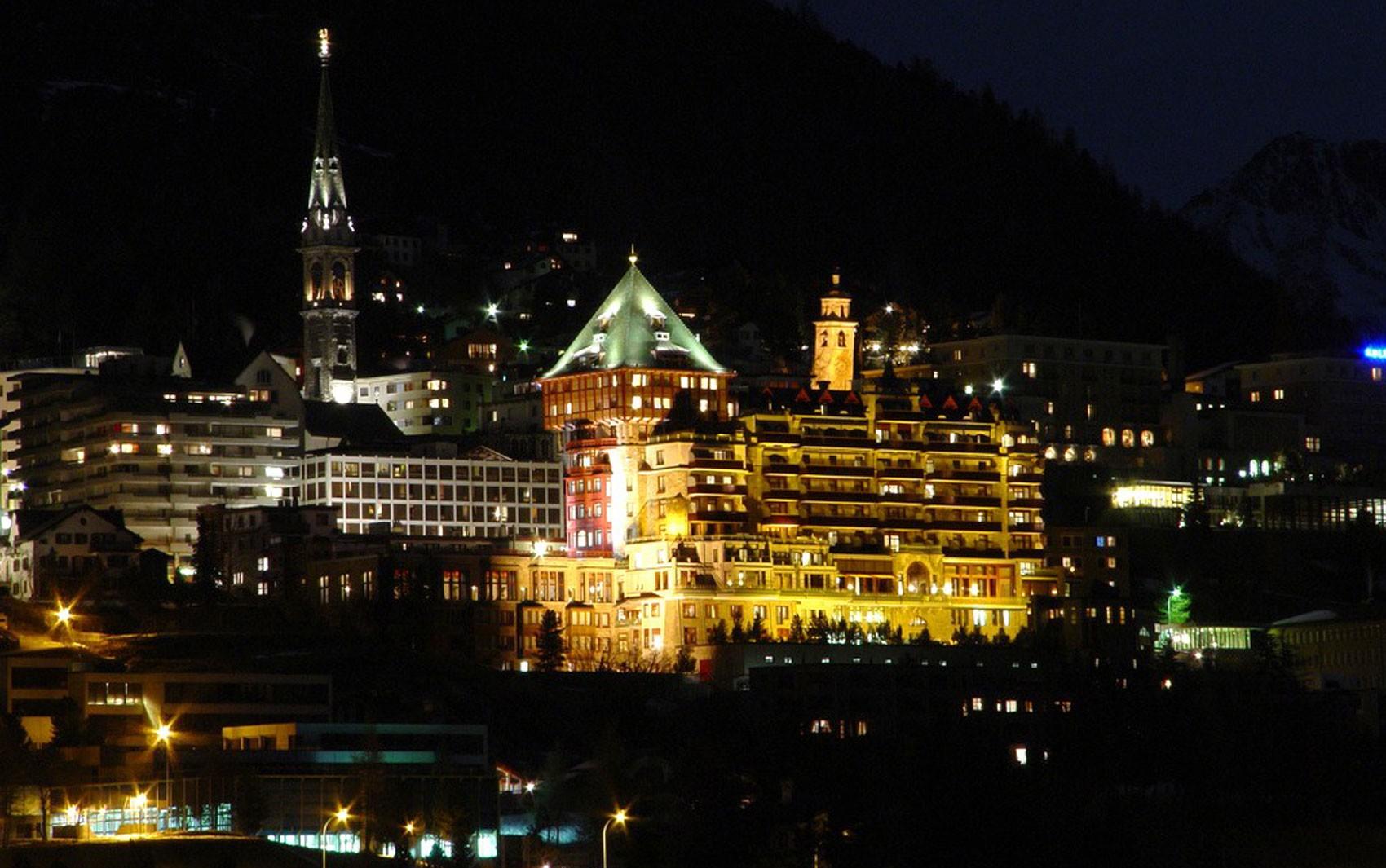 Como uma aposta fez dos Alpes Suíços um destino atraente para milhares de turistas no inverno