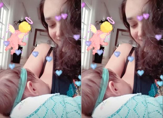 Débora Nascimento e Bella (Foto: Reprodução)