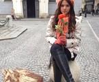 Bruna Marquezine grava novela das 21h em Viena | Reprodução do Instagram