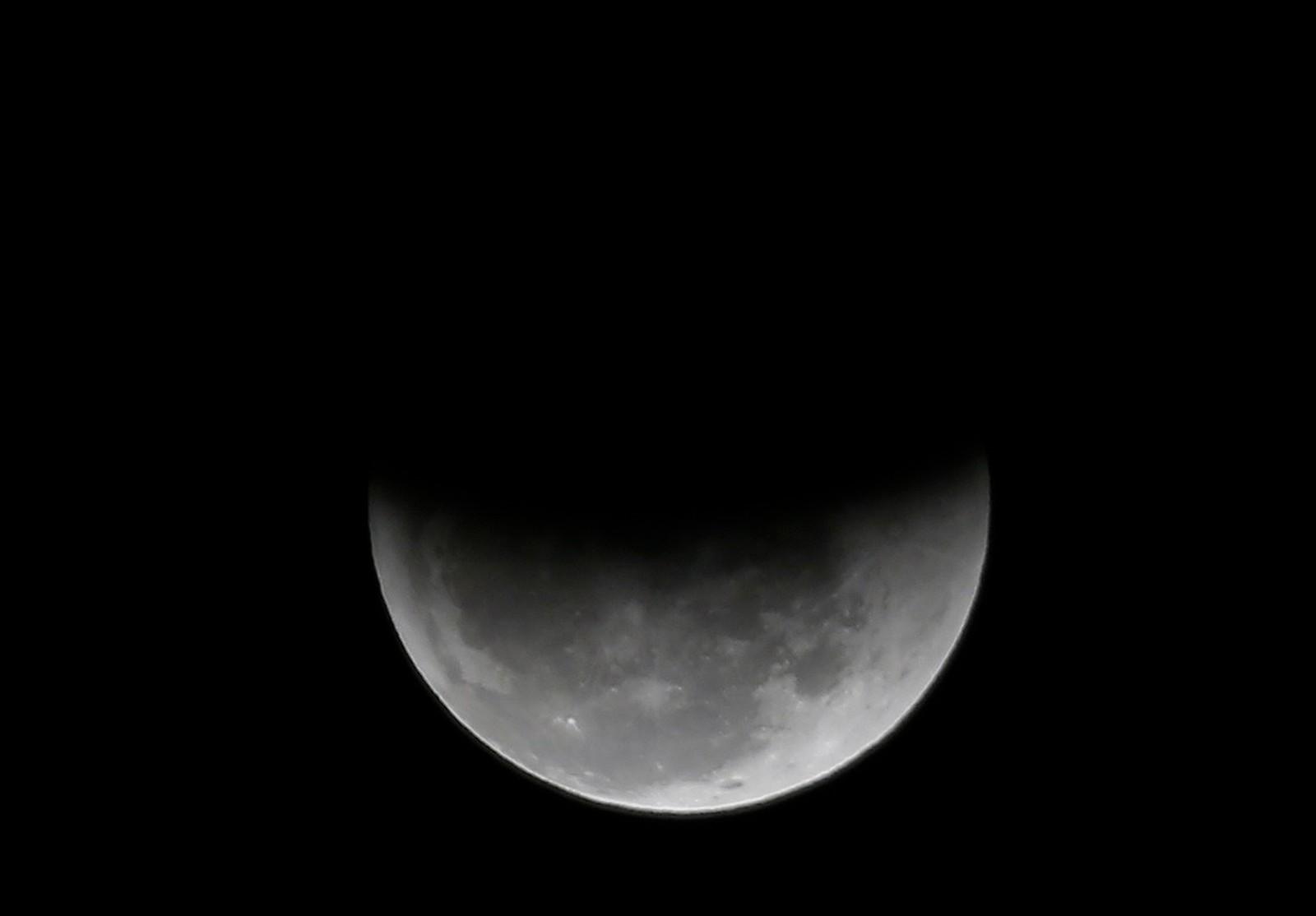 Público poderá ver eclipse parcial da Lua em observatório da UFSC - Notícias - Plantão Diário