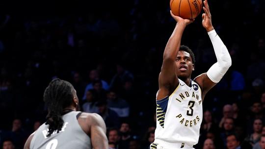 Melhores momentos de Brooklyn Nets 86 x 115 Indiana Pacers pela NBA