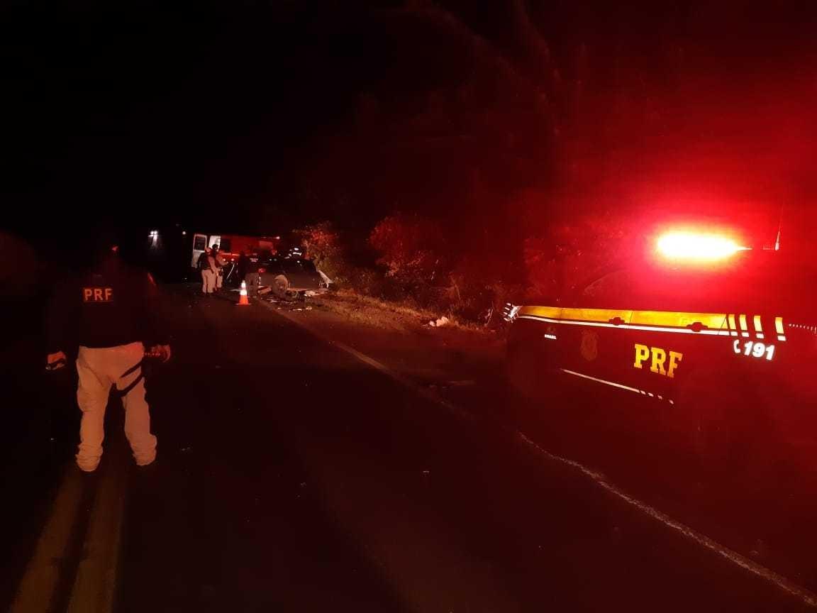 Jovem de 24 anos morre em colisão com caminhão na BR-386, em Seberi - Notícias - Plantão Diário