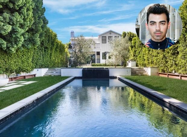 O cantor vendeu a casa por 3,7 milhões de dólares, exatamente o preço que ele a comprou três anos atrás (Foto: Variety/ Reprodução)