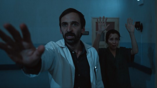 Marjorie Estiano e Julio Andrade comentam dramas da nova temporada de 'Sob Pressão'