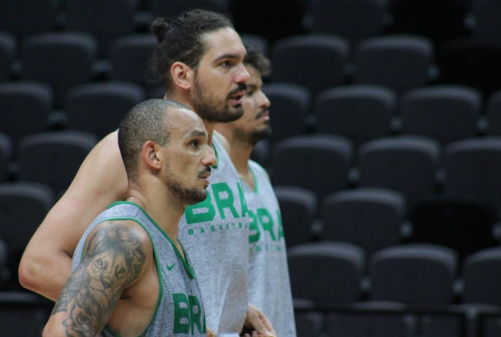 Brasil tenta última vaga do basquete em Tóquio no Pré-Olímpico de Split