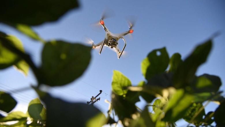 drone-tecnoshow-comigo-2018 (Foto: Cristiano Borges/Divulgação)