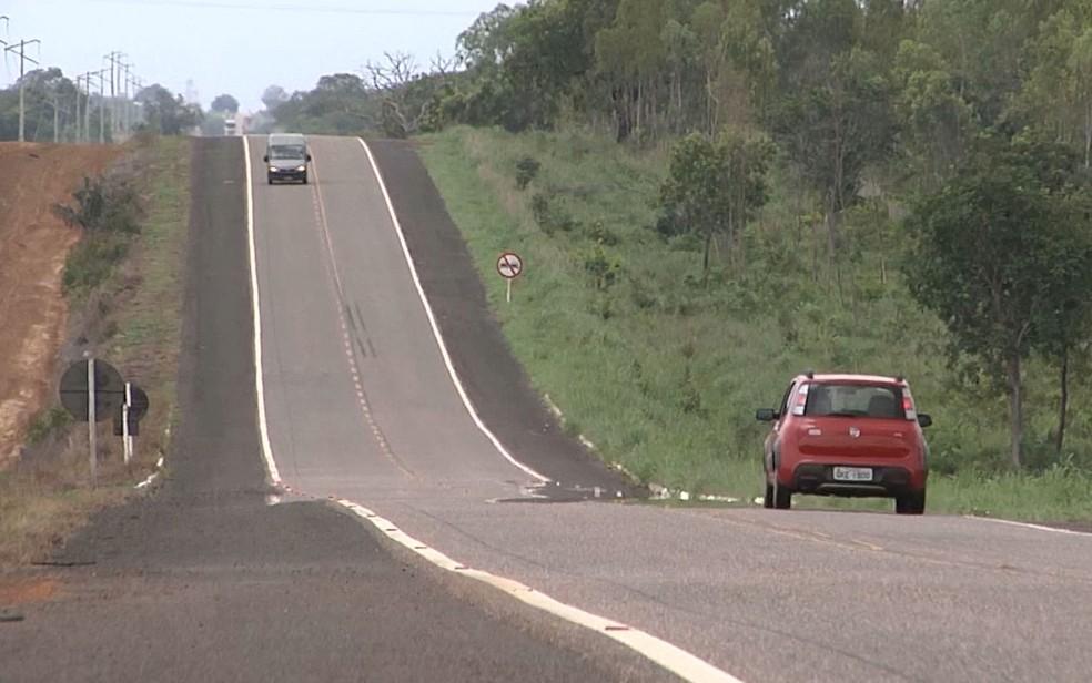 """Polícia Rodoviária inicia """"Operação Semana Santa"""" nas estradas do Maranhão — Foto: Reprodução/TV Mirante"""