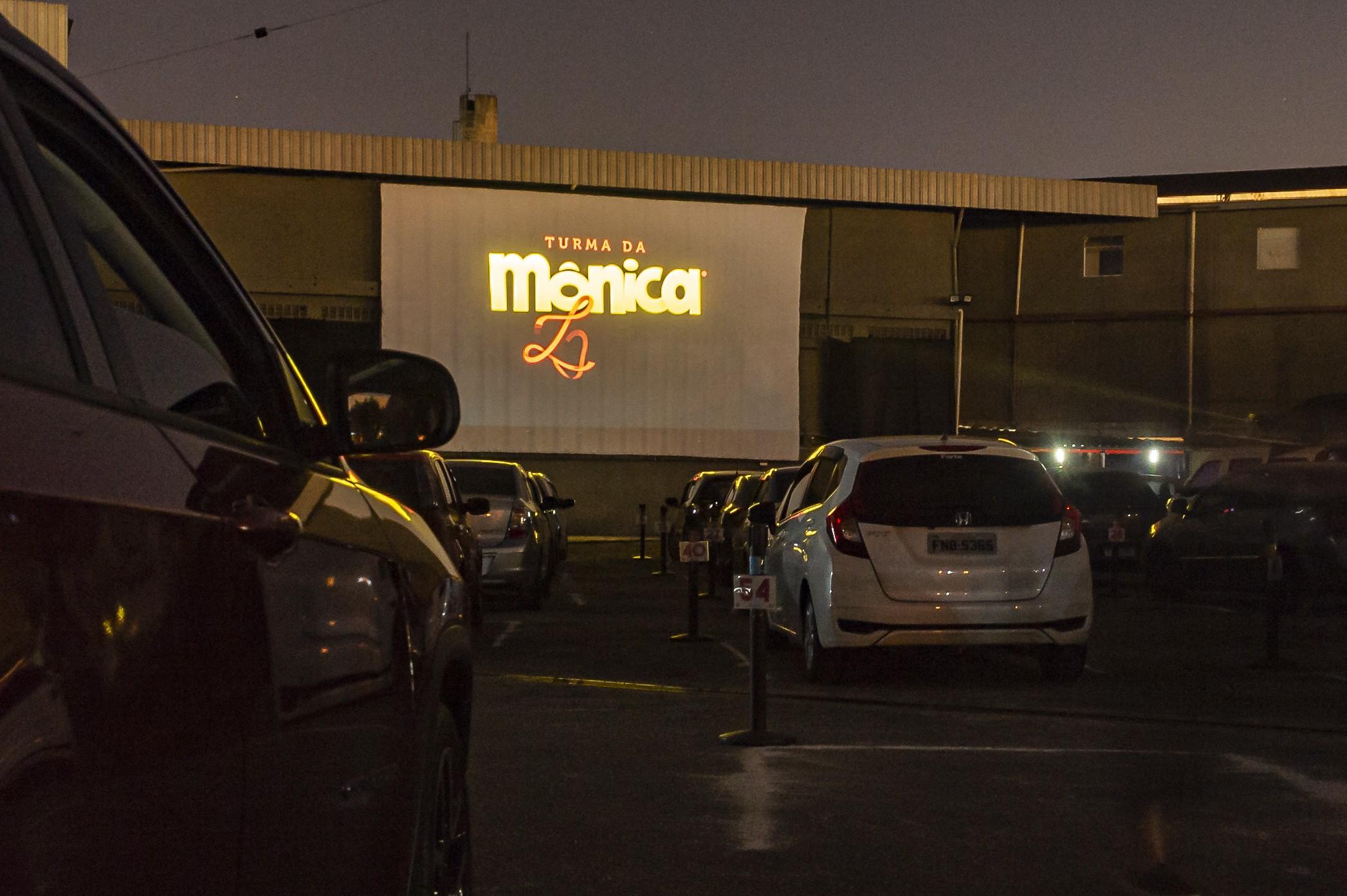Cinema drive-in exibe dois filmes em Poços de Caldas; saiba como comprar ingressos