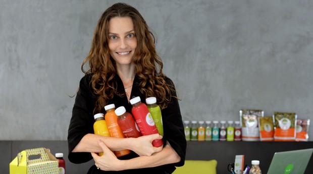 Bianca Laufer, fundadora da Greenpeople (Foto: Divulgação)
