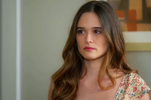 Juliana Paiva, a Luna de 'Salve-se quem puder' (Foto: Globo)