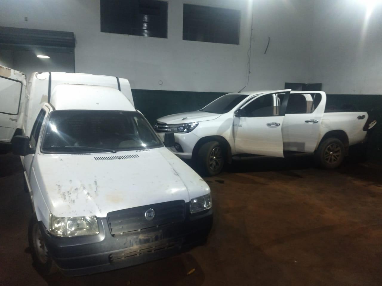 PM fecha desmanche e apreende carros furtados em Ribeirão Preto, SP