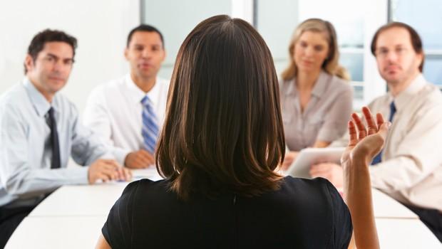 Carreira ; liderança ; falar em público ; ter sucesso ; mulheres na empresa ; comando ; chefe mulher ;  (Foto: Shutterstock)