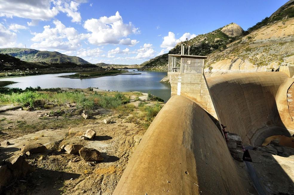 Assembleia Legislativa vai discutir a situação das barragens do Rio Grande do Norte — Foto: Eduardo Maia/Assessoria AL
