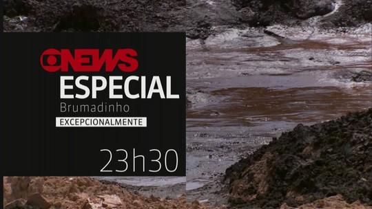 'Cidade e Soluções' e 'GloboNews' Especial abordam a tragédia de Brumadinho