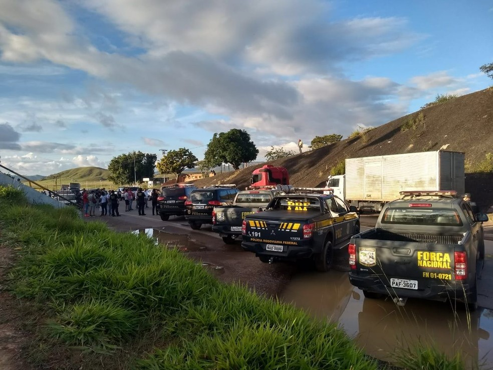 Fronteira do Brasil foi fechada para venezuelanos na tarde desta segunda-feira (6) (Foto: Wendel Pereira do Vale / Arquivo pessoal)