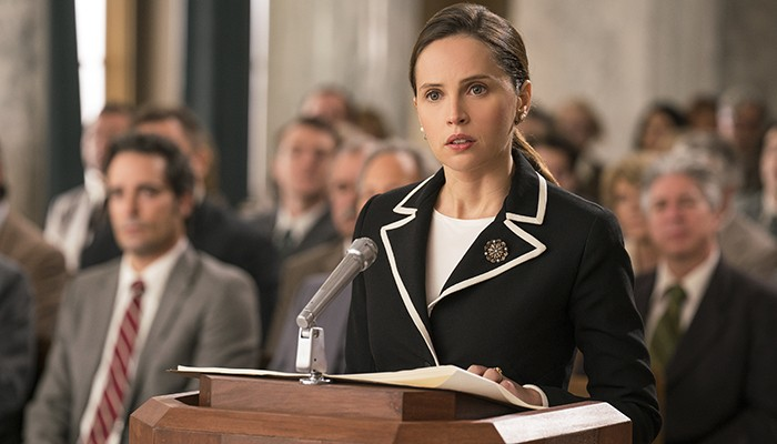 """Felicity Jones é protagonista de """"Suprema"""" (Foto: Divulgação)"""