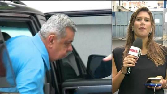 Jorge Picciani e mais dois deputados do RJ passam noite na cadeia