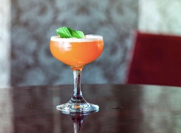 Drinque do bar Little Branch, em Nova York (Foto: Divulgação)