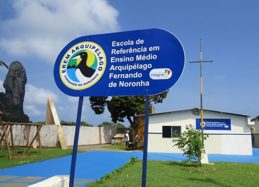 O serviço estará disponível no auditório da Escola Arquipélago  — Foto: Ana Clara Marinho/TV Globo