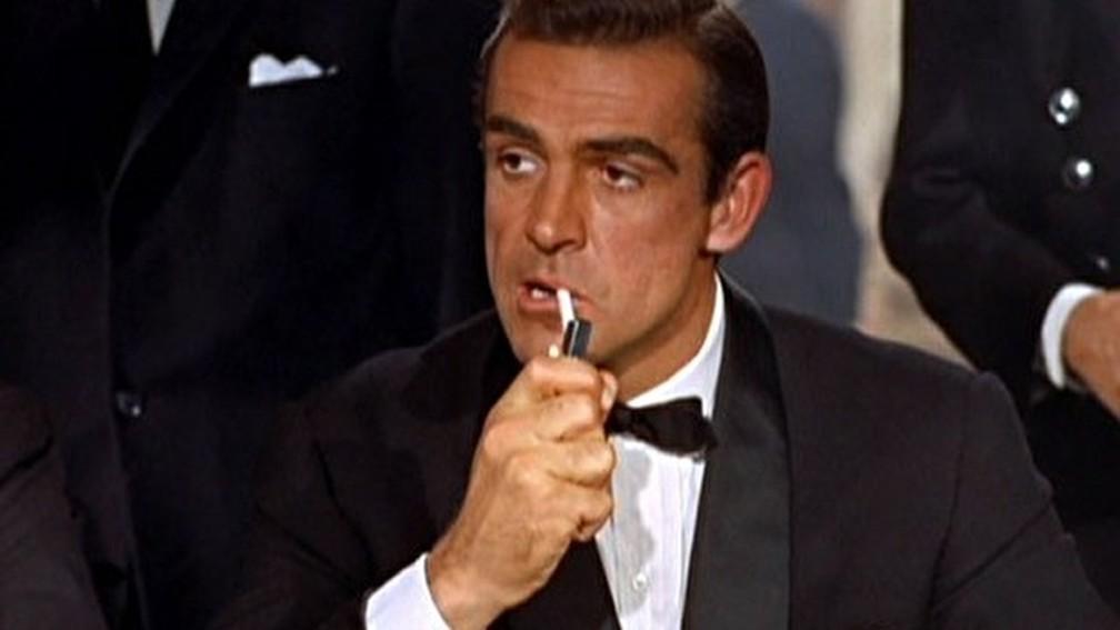 James Bond 007 Sean Connery  — Foto: Divulgação